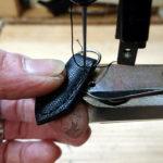 豊中 庄内駅 タケオキクチ TAKEO KIKUCHI スラス引き手作製 財布修理 靴修理と合鍵のお店プラスワン