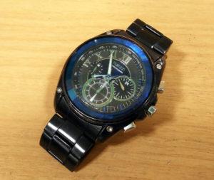 ワイアード時計1