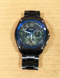 ワイアード時計電池交換