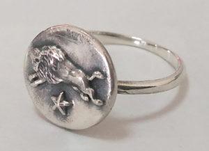 イルビゾンテ指輪サイズ直し1-1