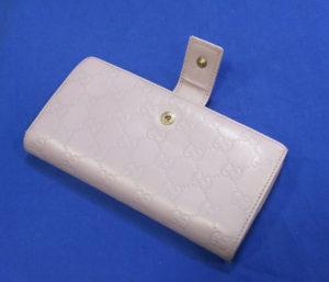 グッチ財布修理十三