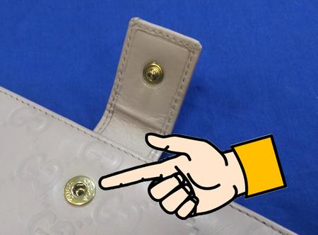 グッチ財布修理梅田