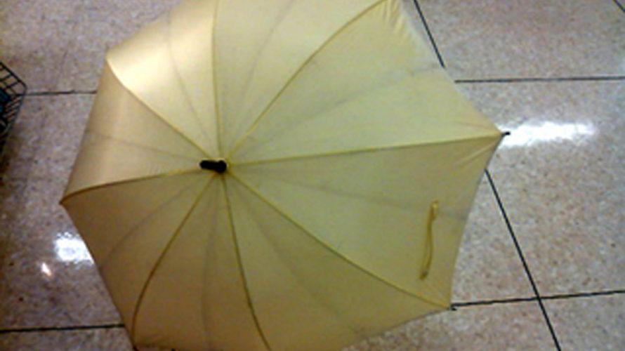 傘の修理もお任せ下さい!長傘の骨折れ修理。豊中庄内靴修理と合鍵のお店プラスワン