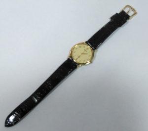 時計のバンドベルト交換1-1