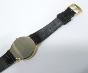 時計のバンドベルト交換1-3