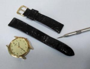 時計のバンドベルト交換1-7