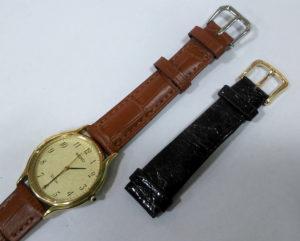 時計のバンドベルト交換1-8