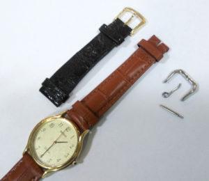 時計のバンドベルト交換1-10