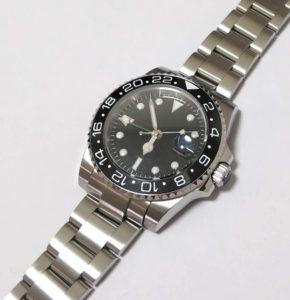 腕時計のバンドベルトのサイズ調整1-1