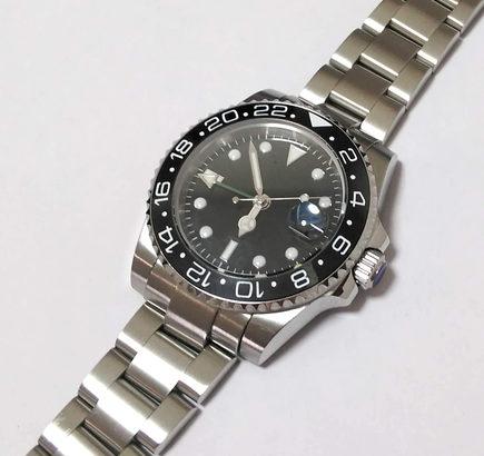 豊中庄内腕時計 バンド ベルト サイズ調整時計電池交換分解掃除オーバーホール