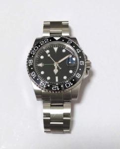 腕時計のバンドベルトのサイズ調整1-5