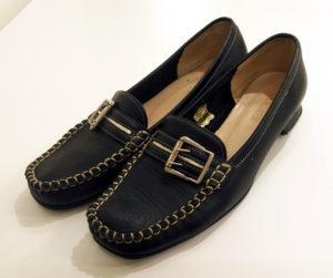 婦人靴 レディース カカト ヒール修理1-7