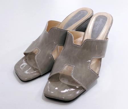 豊中 庄内 靴修理 サンダル かかと修理 婦人靴 靴修理