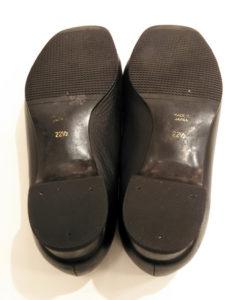 婦人靴 レディース カカト ヒール修理1-5