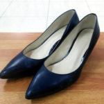 豊中 庄内 靴修理 ピンヒール ハーフソール カカト修理 お気に入りの靴が長持ち