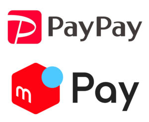 PayPay メルペイ