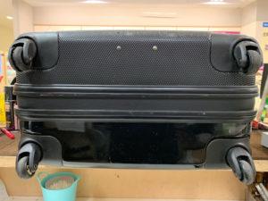 スーツケース修理姫路