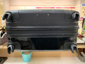 スーツケース修理姫路3