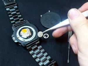 時計の電池交換姫路