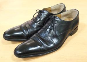 松戸駅靴修理