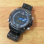 安い 時計の電池交換 明石 靴修理と合鍵のお店 イオン4F プラスワン