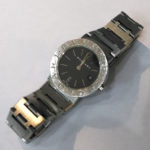 ブルガリ時計の電池交換靴修理と合鍵 時計修理のお店イオン4FプラスワンFit明石店