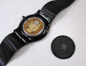 姫路時計の電池交換