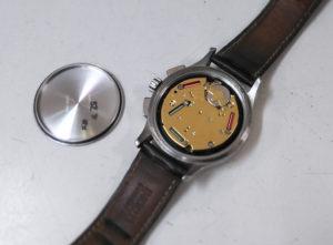 安い時計の電池交換
