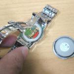 尼崎で安い時計の電池交換800円+税~ バーバリー プラスワン 園田 次屋 伊丹 立花 豊中