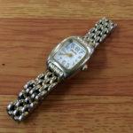 激安!松戸で時計の電池交換が800円+税~ フォリフォリの腕時計の電池交換 プラスワン イトーヨーカドー 松戸店