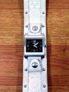 松戸時計の電池交換
