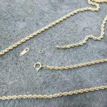 大好評!千葉県柏でジュエリー修理 アクセサリー修理 ネックレスの修理 指輪サイズ直し