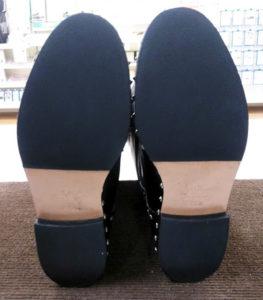 ヴァレンティノ靴修理