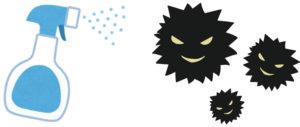 スプレーウイルス