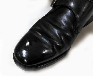 靴磨き姫路
