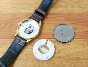 カシオ時計電池2