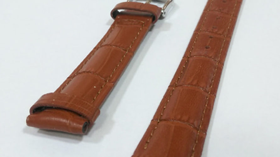 時計のバンドベルト交換豊中