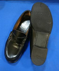 豊中靴修理
