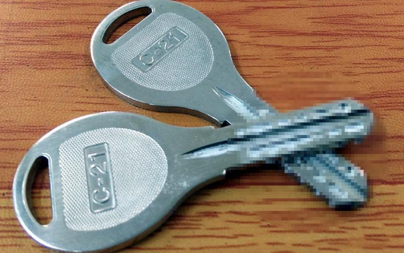 ディンプルキーの作製 合鍵作製 ディンプルキー シリンダー V-18 GOAL ゴール duplicate key