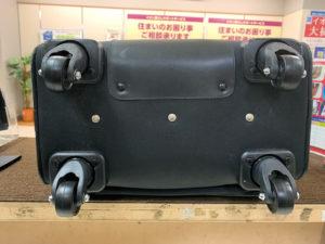 スーツケース、キャリーバッグの修理