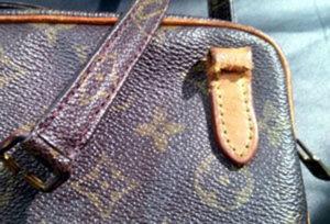 ルイヴィトン かばん修理 バッグ修理 財布修理 ファスナー交換 チャック修理