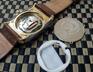 DIESEL(ディーゼル)の腕時計の電池交換