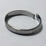 ジュエリー修理ちぎれた指輪の修理指輪リングのサイズ直しサイズを大きくする小さくするなど