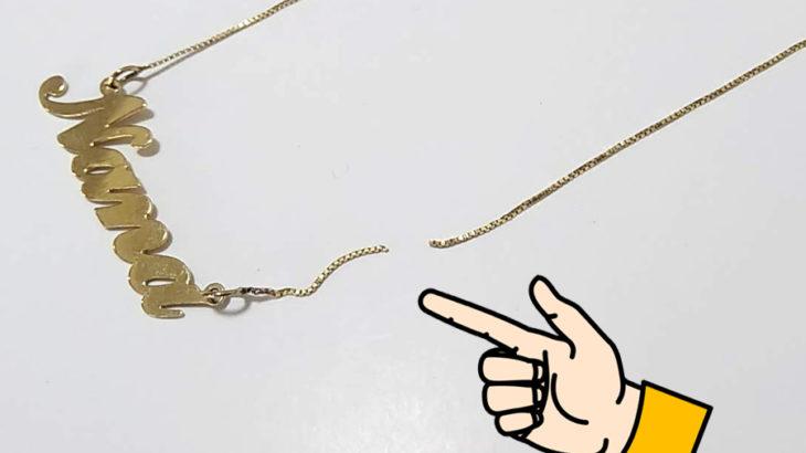 Jewelryrepair ジュエリー修理 ネックレスの修理 Accessoriesrepair Necklacerepair 明石 西明石 武庫之荘 大久保