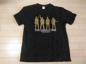 Tシャツ U2 THE JOSHUA TREE TOUR 2019 さいたまスーパーアリーナ