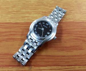 グッチ腕時計の電池交換