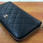 シャネル 財布の引き手 かばん バッグ 修理