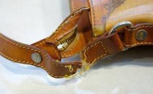 ルイヴィトン 財布修理 ファスナー交換 チャックの修理 鞄 バッグ 修理 昆陽 伊丹 武庫之荘