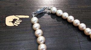 千葉県松戸でジュエリー修理アクセサリー修理ネックレスの修理