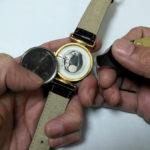 柏で安い時計の電池交換1,000円+税~分解掃除オーバーホールバンドベルト調整交換